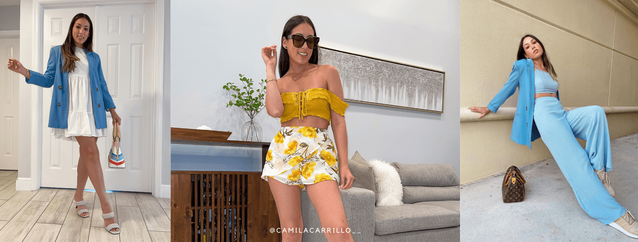 Estilizar outfit Camila x Hermosaz