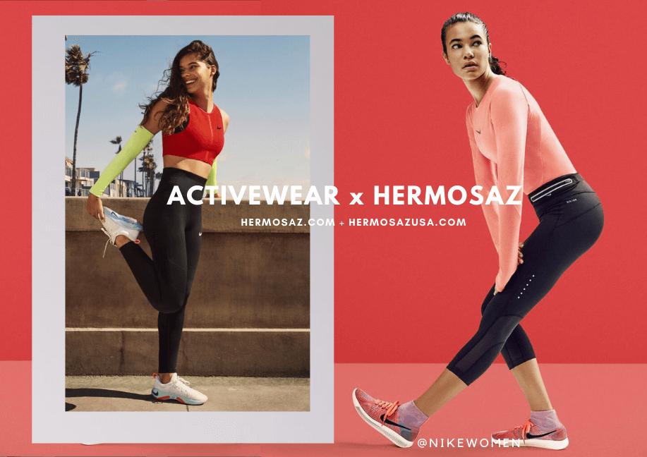 Activewear x Hermosaz