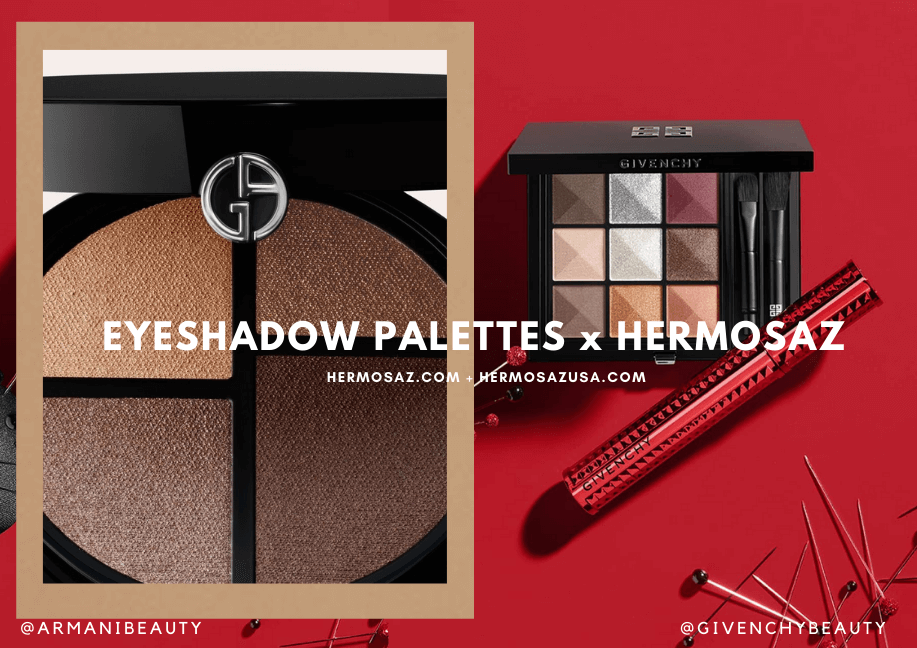 eyeshadow palette x Hermosaz