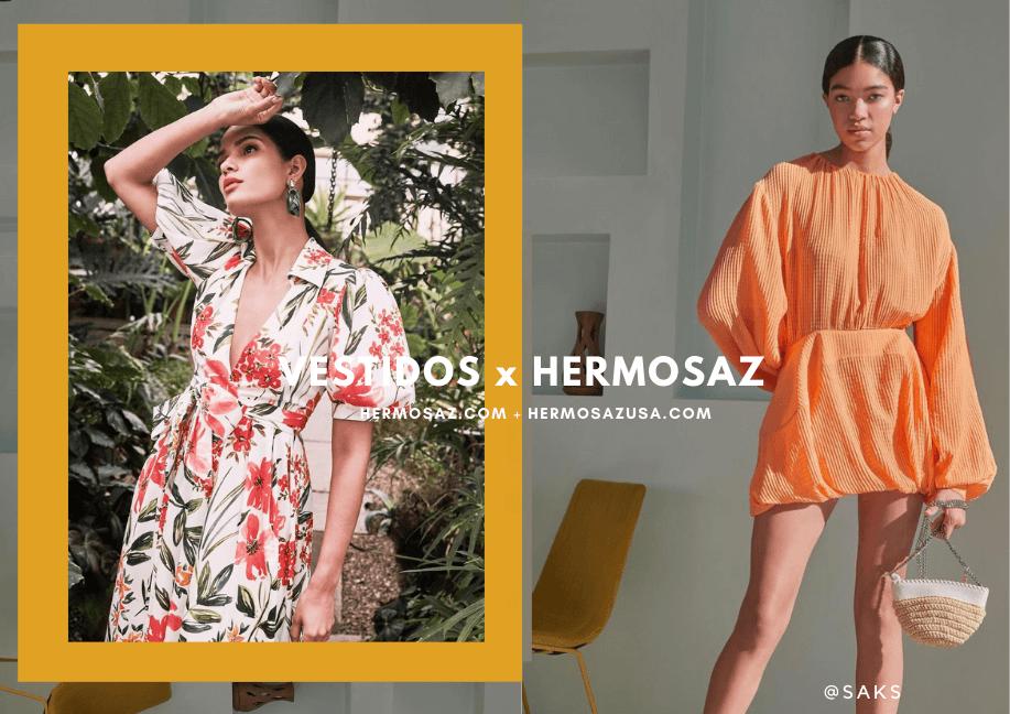 Dresses x Hermosaz