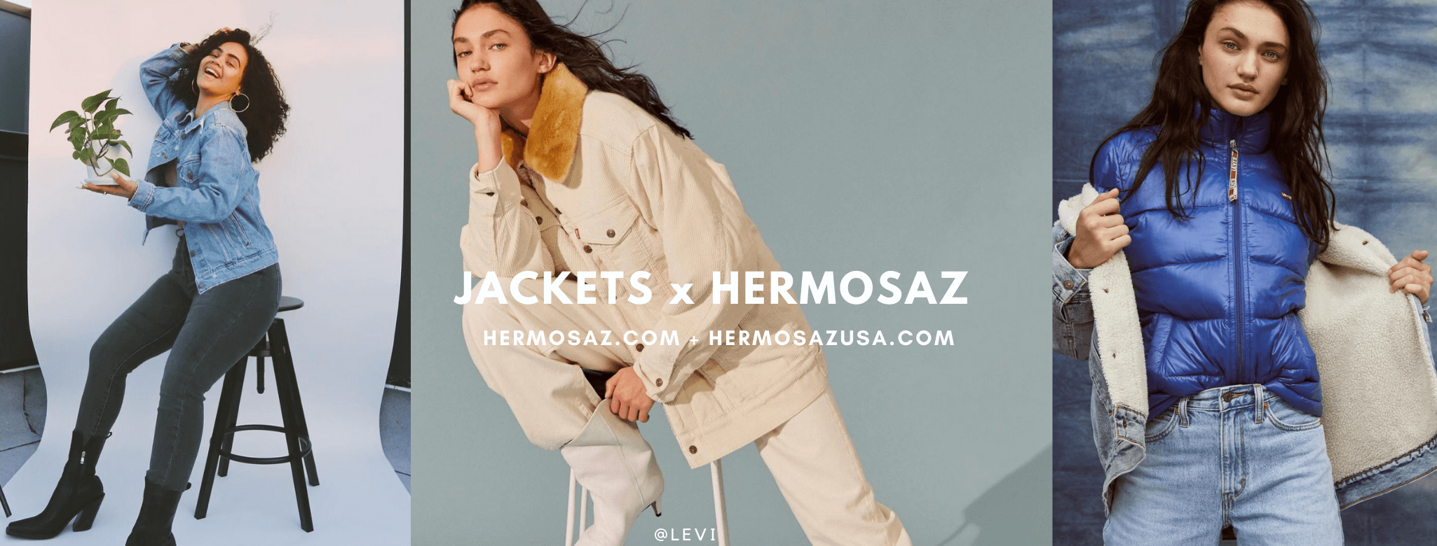 Jackets x Hermosaz
