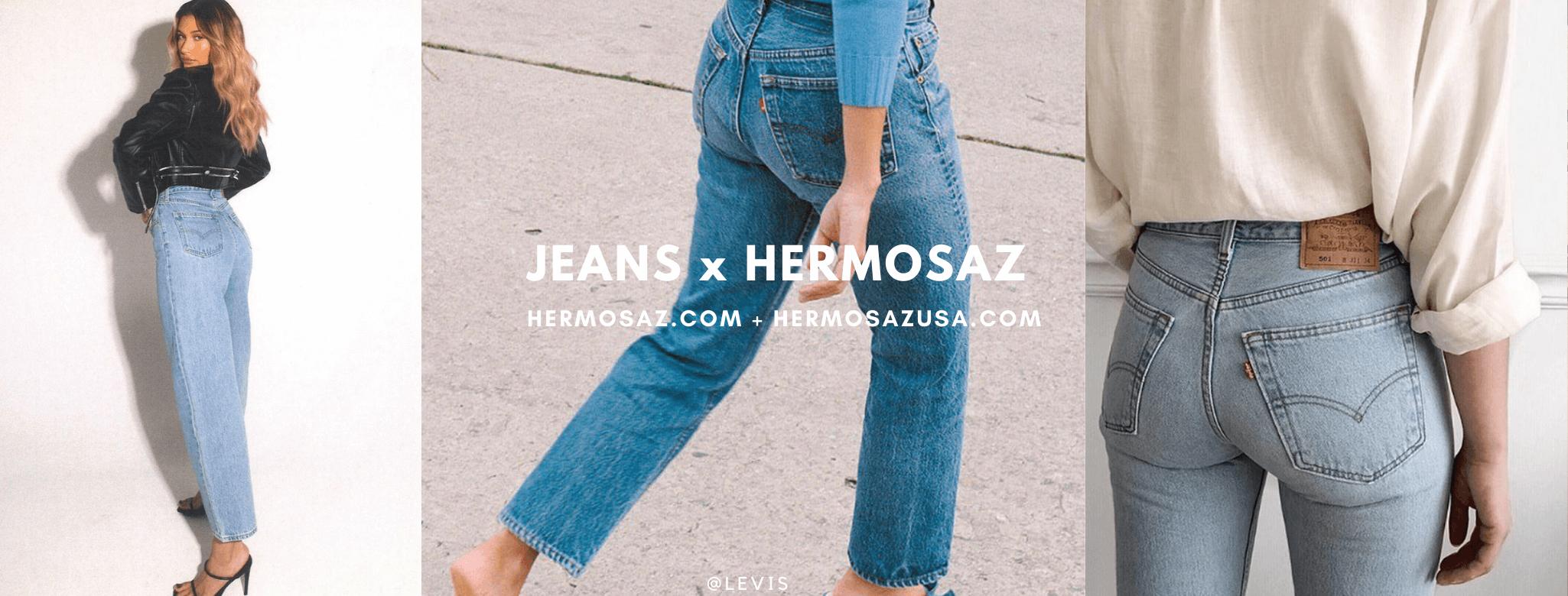 Jeans x Hermosaz