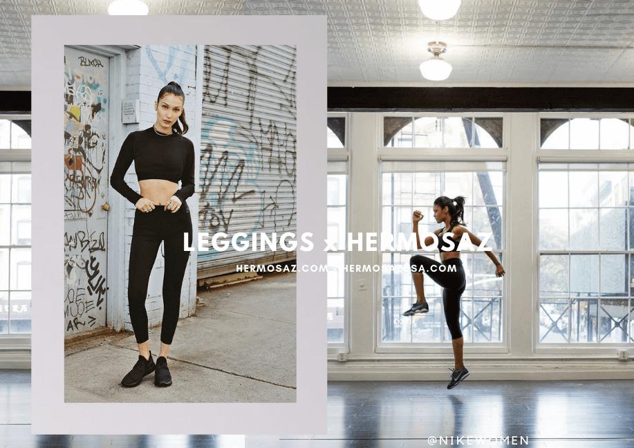 Leggings x Hermosaz