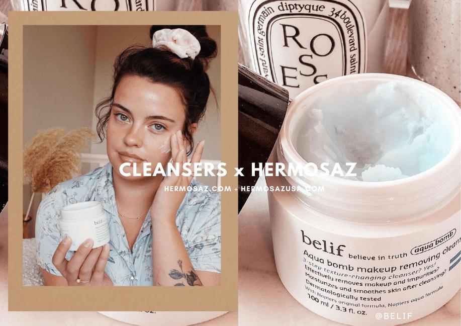 Cleansers x Hermosaz