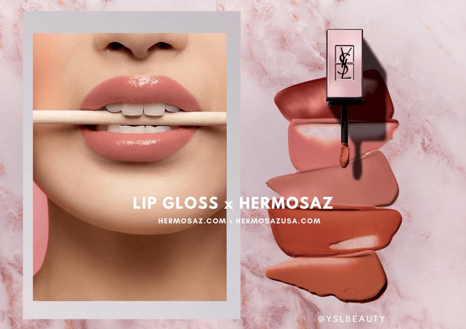 Lipgloss x Hermosaz