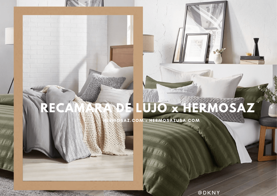 Luxury bedding x Hermosaz