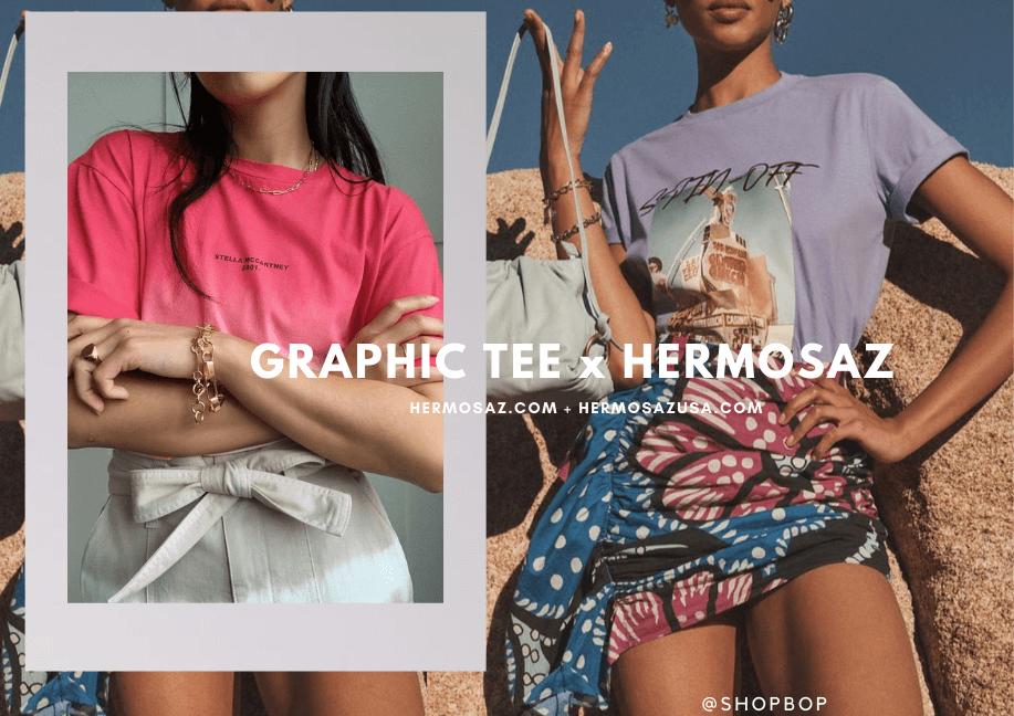 Graphic Tees x Hermosaz