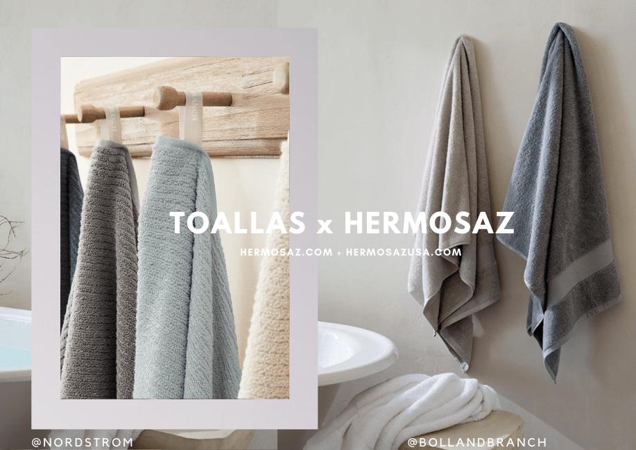 Towels x Hermosaz
