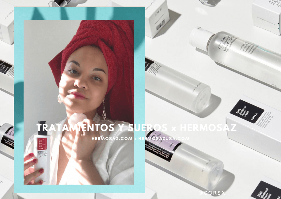 Treatments and Serums x Hermosaz
